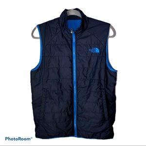 The North Face Reversible Quilted Puffer Vest